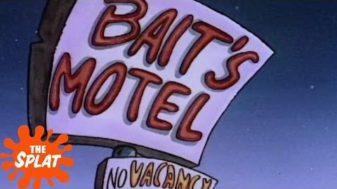 Bait's Motel Rocko's Modern Life The Splat