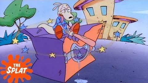 Laundry Day is a Very Dangerous Day Rocko's Modern Life The Splat