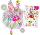 Colorful Sewing Coord