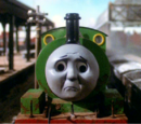 Percy Takes the Plunge