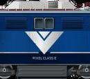 7 Power Electric Locomotives