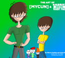 The Art of MYCUN & Gabriel and the Wacky Pack