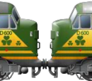 Diesel Locomotives (Limited)