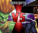 Blanka vs Raiden