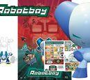 Octaafdebolle/Robotboy comic