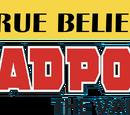 True Believers: Deadpool Variants Vol 1