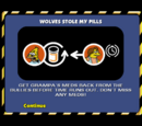 Wolves Stole My Pills