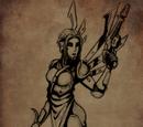 Eldar Characters