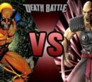 Wolverine vs. Baraka