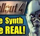 The Fallout 4 Synth Threat is Already REAL!
