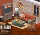 Pumpkin Patch Decor Collection