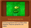 Plantas de Plants vs. Zombies 2 versión china
