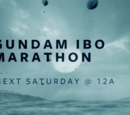 Mobile Suit Gundam: Iron-Blooded Orphans Marathon