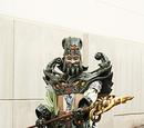 Reynoman/Super Ninja Steel Villains