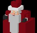 Santa Claus-based Characters