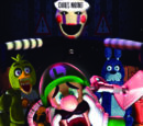Luigi's Mansion - Five Nights at Freddy's
