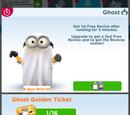 Ghost Minion Costume