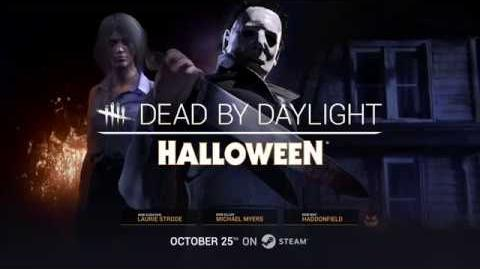 Dead by Daylight The Halloween Chapter – Trailer