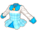 Blue Girly Coord