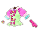 Colorful Ribbon Coord