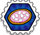 Candy Land stamp
