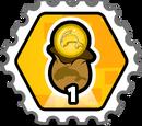 Cave Coins Plus stamp