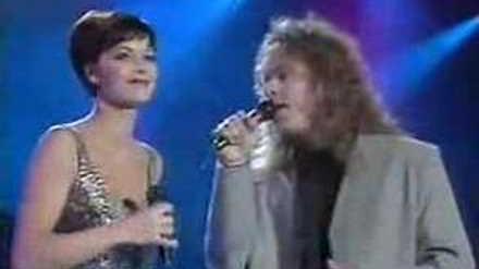 Denmark 1992 - Lotte Nilsson & Kenny Lübcke