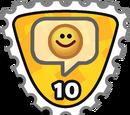 Happy Room stamp
