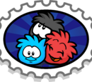 Puffle Owner stamp