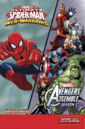 Halloween ComicFest Vol 2015 Ultimate Spider-Man Avengers Assemble.jpg