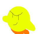 Yellow Kirby