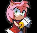 Amy Rose (Pre-Super Genesis Wave)