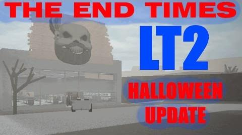LUMBER TYCOON 2 END TIMES UPDATE