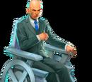 Charles Xavier (Earth-1111)