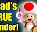 Is Toad Really Genderless?