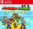 Mario & Luigi: Dino Trio