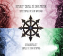 Azathoth the Abyssal Idiot/Warhammer 40k Chaos feats thread