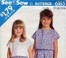 Butterick 6185 B