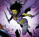 Gamora Zen Whoberi Ben Titan (Earth-7528) from Guardians of the Galaxy Vol 4 13 001.jpg