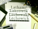 Latham Lechowick Productions Logo 1991.png