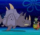 Sea Rhinoceros