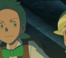 XY142: The Strongest Duo! Clemont and Cilan!!