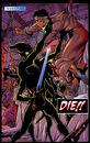 Mister Fantastic slain by one of Nightmares demons Fantastic Four True Story Vol 1 2.jpg