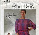 Simplicity 7368 C