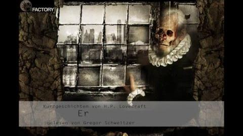 H.P. Lovecraft- Er