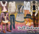 Fall Bohemian Clothing Collection