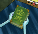 The Krusty Krab Work Schedule