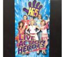 Live Action Heroes