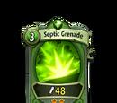 Septic Grenade