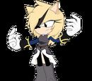 Eiris the Hedgehog (CU-01)